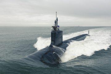 Leidos to develop new torpedo countermeasures for submarine defense