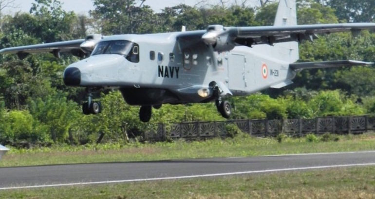 India has endorsed a new program which aims at setting up three new Naval Air Squadrons in Gujarat and Tamil Nadu, the Indian Navy announced on January 18.