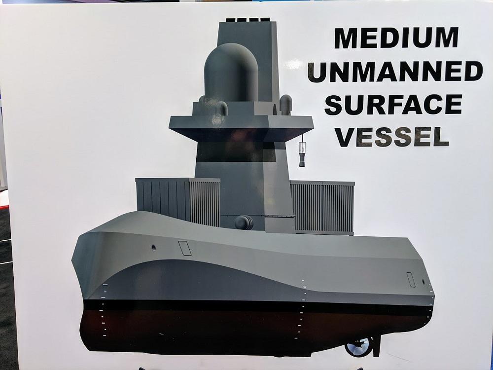 Atlas North America Unveiled its Medium Size USV Design Concept1