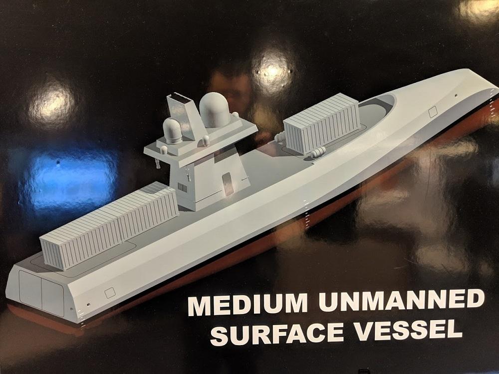 Atlas North America Unveiled its Medium Size USV Design Concept2
