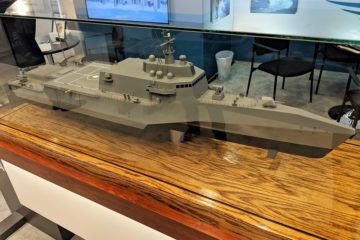 Austal Further Improves its Frigate Design to Better Match Latest FFG(X) Requirements