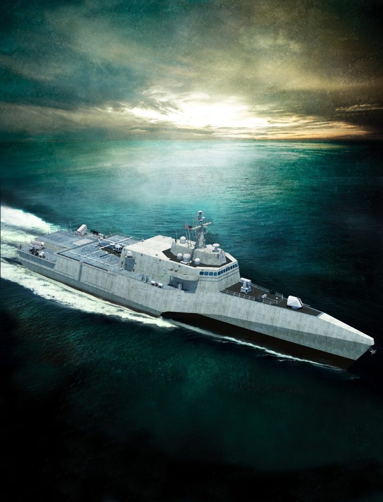 Austal Further Improves its Frigate Design to Better Match Latest FFG(X) Requirements 2