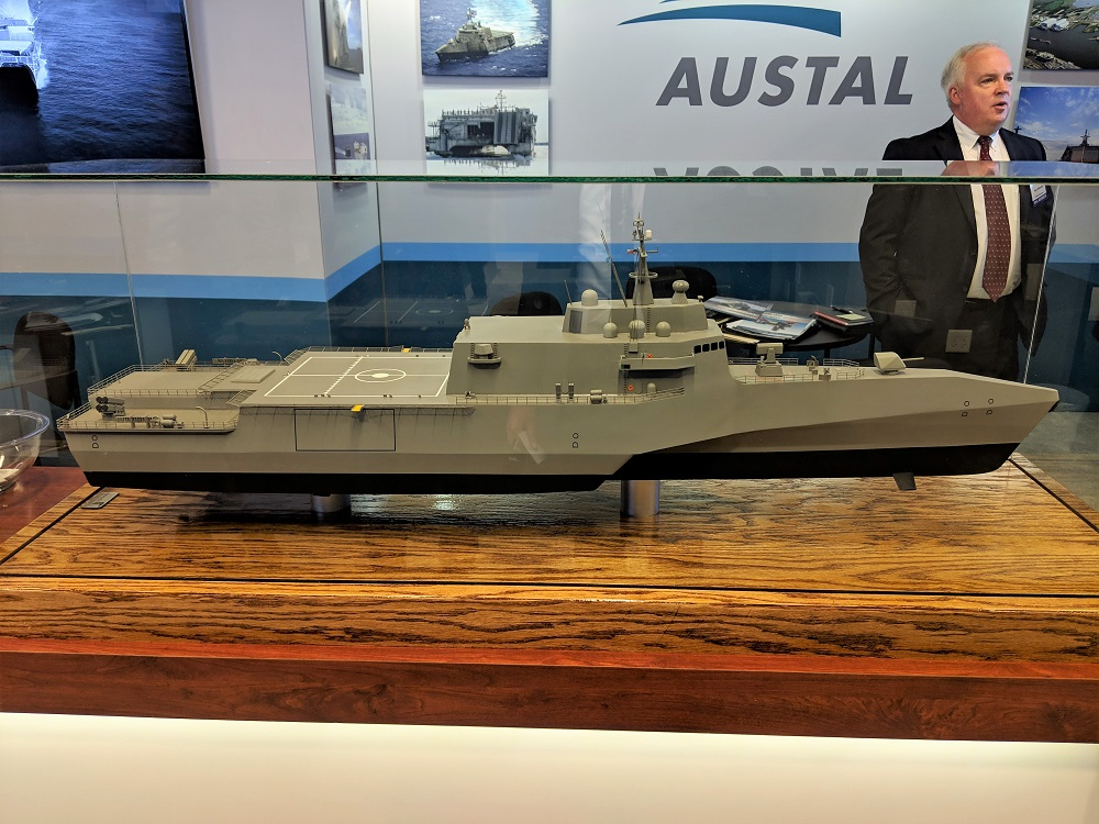 Austal Further Improves its Frigate Design to Better Match Latest FFG(X) Requirements 4