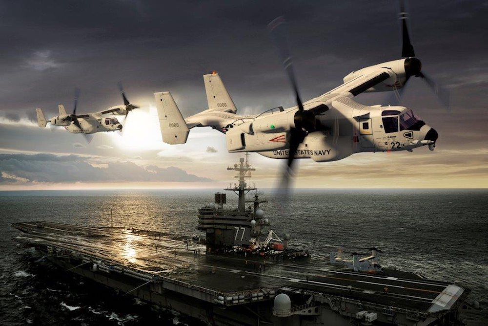 The Bell Boeing Joint Program Office has been awarded an estimated $143,863,184 firm-fixed-price requirements contract for performance-based logistics and engineering support for the V-22 platform. This is an 11-month base contract with four one-year option periods.