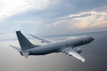 Boeing Receives $2.4 Billion P-8A Poseidon Contract From U.S. Navy