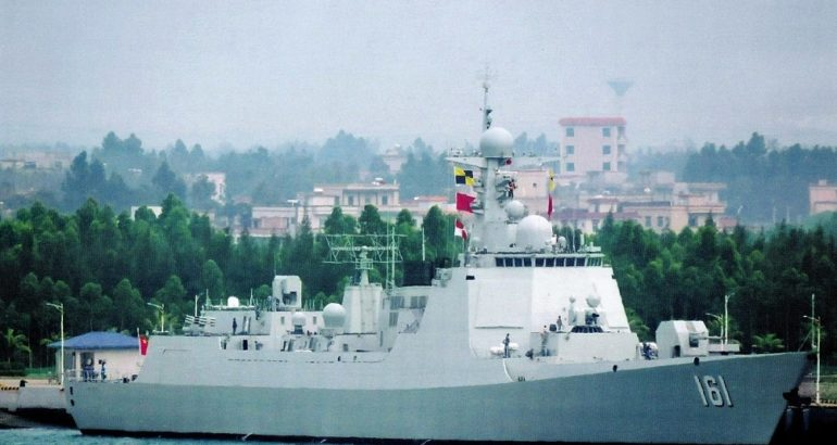 China's Tenth Type 052D Destroyer and Sixth Type 071 LPD Commissioned with the PLAN