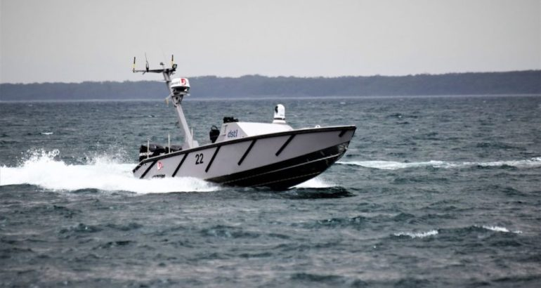 L3 ASV announced the completion of a series of demonstrations at the Australian Defence Showcase, Autonomous Warrior 18, in Jervis Bay, Australia. In support of the Defence Science and Technology Laboratory (Dstl), L3 ASV operated a 9-metre (30ft) vessel outfitted with advanced autonomous navigation capability for reconnaissance, interdiction and patrol tasks.