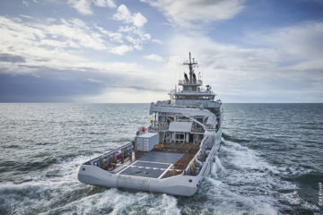 French Navy Commissions 2nd Loire-class Support & Assistance Vessel
