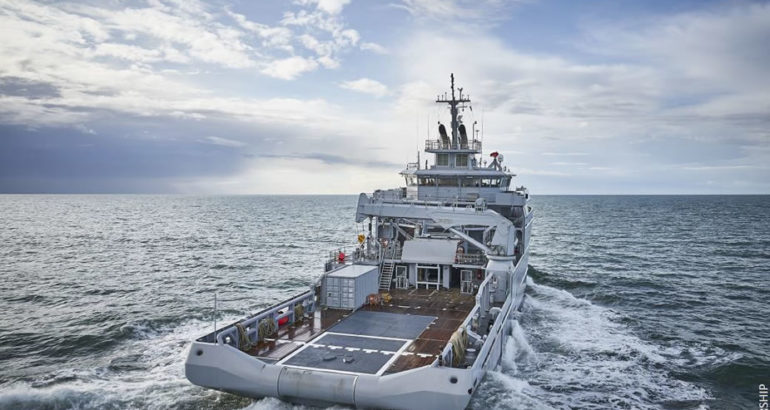 French Navy Commissions 2nd Loire-class Support & Assistance Vessel Rhone 1