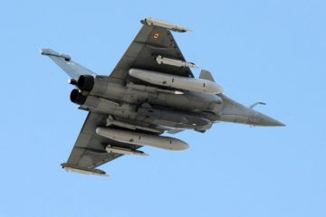 French Navy Receives 1st Rafale M Fighter Upgraded to F3-R Standard