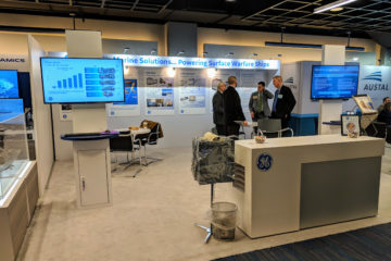 GE Showcases Power, Propulsion and Digital Analytics at SNA 2019