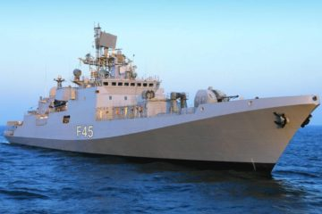 Goa Shipyard contracted for Indian Navy's new Project 1135.6 frigates