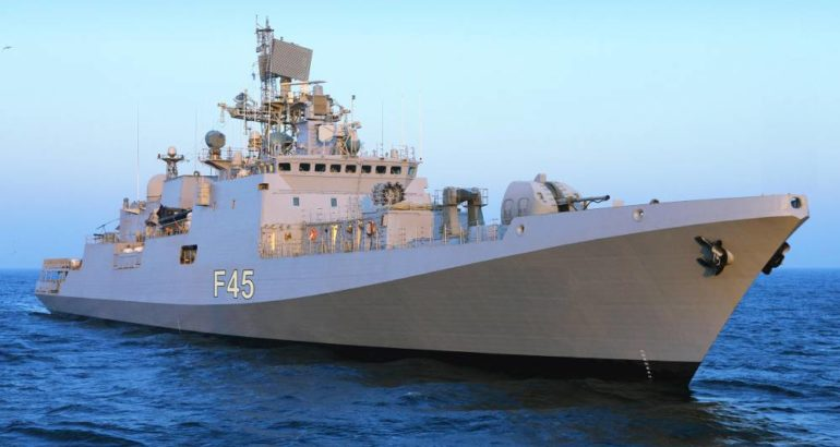 In line with the US$1 billion deal signed in October 2016 with Russia, the Indian government signed a contract for the construction of two Project 1135.6 frigates with M/s Goa Shipyard Limited (GSL) with scheduled delivery in June 2026 and December 2026 respectively.