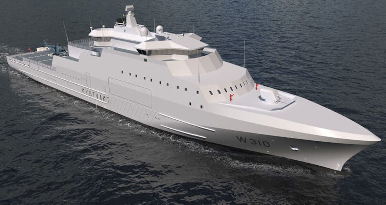 Hensoldt, a leading independent sensor solutions supplier, will equip the new Arctic Coast Guard Vessels in the P6615 Program of the Norwegian Coast Guard with the latest version of its TRS-3D naval radar and MSSR 2000 I IFF System.