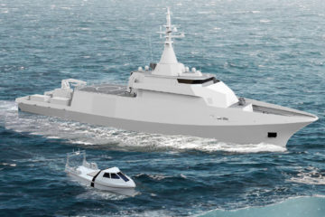 Naval Group & ECA Group Win Belgian-Dutch MCM Vessel Competition