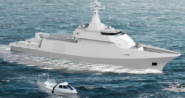 Naval Group & ECA Group Win Belgian-Dutch MCM Vessel Competition