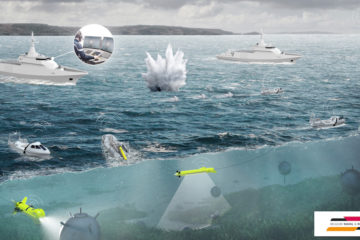 How Belgium Naval & Robotics will Remodel Naval Mine Warfare