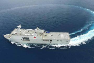 Indonesian Navy' 6th Makassar-class LPD gets hospital ship configuration