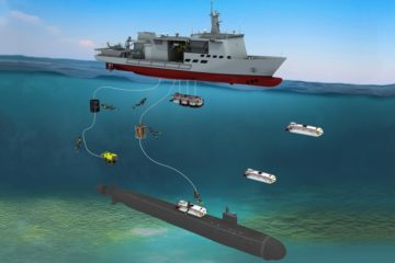 ROK Navy ASR-II Submarine Rescue Ship to Feature Sonardyne Technologies