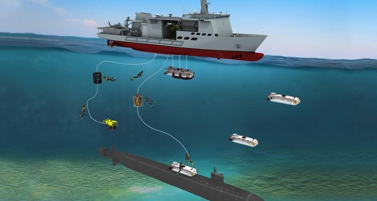 JFD to Supply DSRV for ROK Navy's ASR-II Vessel 1