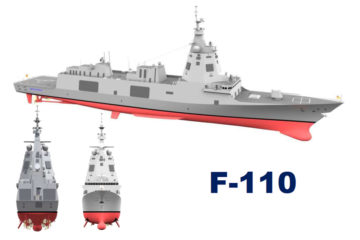 Kongsberg Maritime to supply Propeller Systems for Spanish Navy F110 Frigates