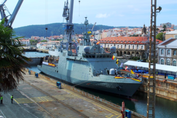 Spanish Navy commissions 6th Meteoro-class OPV