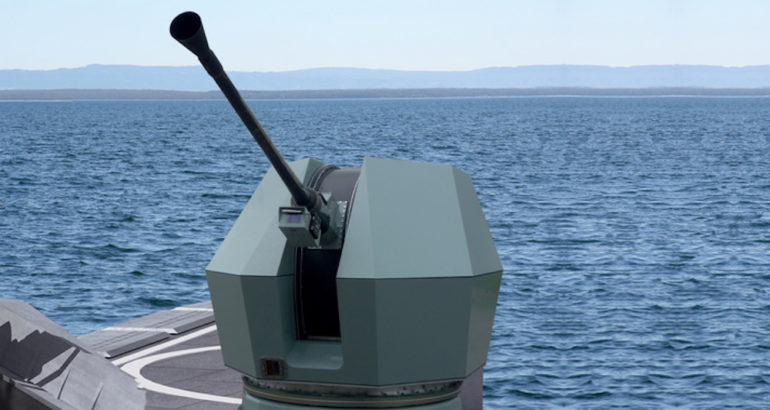 The Swedish Defence Materiel Administration (FMV) and BAE Systems Bofors AB recently signed an agreement to acquire two new Bofors 40 Mk 4 40 mm guns for the country's Navy.