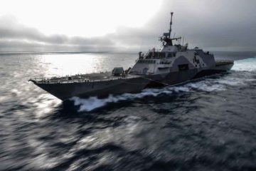 U.S. Navy LCS to be equipped with iXblue Defense Systems Inertial Navigation Systems