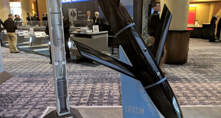 U.S. Navy and Air Force Award Lockheed Martin Second Production Lot for Long Range Anti-Ship Missiles