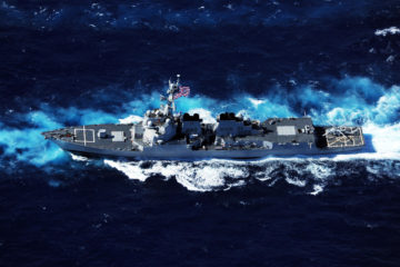 BAE Systems lands $78.8M US Navy order for USS Shoup upgrade