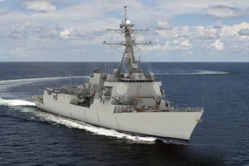 U.S. Navy Considering More Advanced Burke Destroyers as Large Surface Combatant Timeline Slips