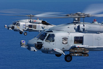21 MH-60R Seahawk Maritime Helicopters on Order for the Indian Navy