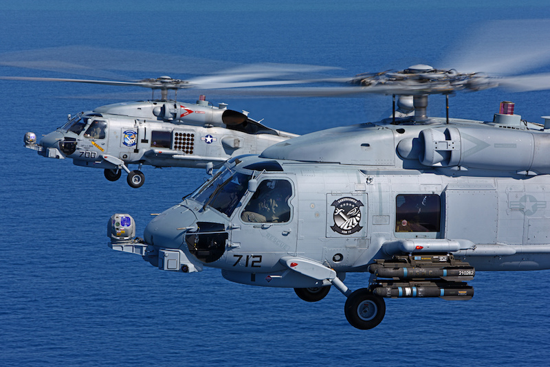 The Hellenic Navy is in the final stage of activating the sub-programme for the procurement of four Sikorsky MH-60R anti-submarine warfare helicopters, according to a written statement to the Parliament made by the Minister of Defense Evangelos Apostolakis.