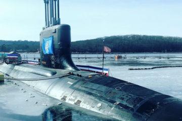 Block III Virginia-class submarine USS South Dakota (SSN 790) Commissioned in the U.S. Navy