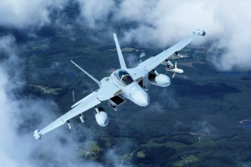 Boeing Gets U.S. DoD Greenlight to Propose EA-18G Growler to Finland