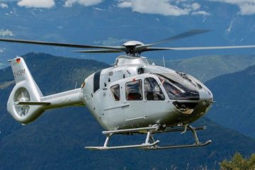 Brazilian Navy adds three H135 light helicopters