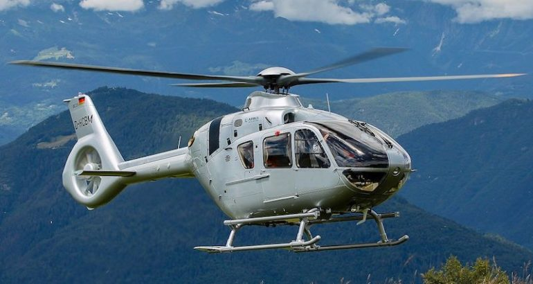 The Brazilian Navy has ordered three H135 light twinengine helicopters to be operated by the 1st General Purpose Helicopter Squadron (HU-1), Airbus Helicopters said on Feb. 21, 2019.