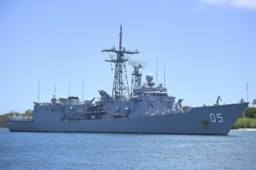 Chilean Navy interested in the Adelaide-class frigates