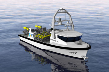 ECA GROUP unveils INSPECTOR 125 unsinkable USV