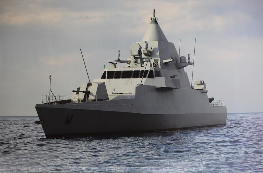 The steel cutting ceremony of the first patrol vessel (OPV - Offshore Patrol Vessel) ordered to Fincantieri by the Qatari Ministry of Defence within the national naval acquisition programme, took place today at the Muggiano (La Spezia) yard.