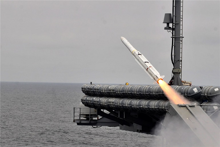 Ford-class Ship Self Defense System Excels in first live-fire test
