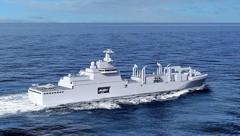 Four BRF Fleet Replenishment Tankers Ordered for the French Navy2