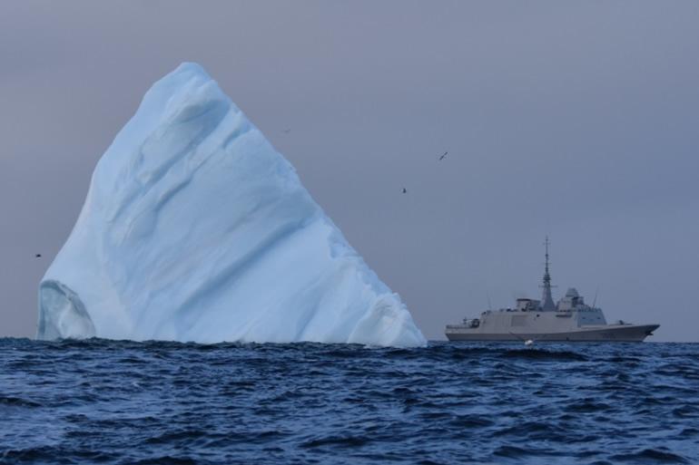 French Navy Commissions its Fifth FREMM Frigate 'Bretagne' 1