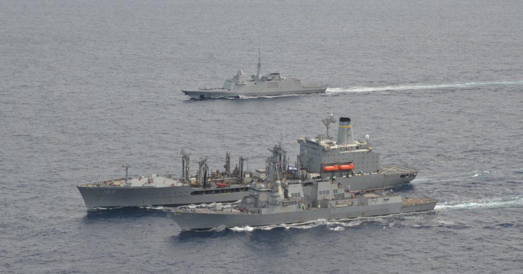 French Navy Commissions its Fifth FREMM Frigate 'Bretagne' 2