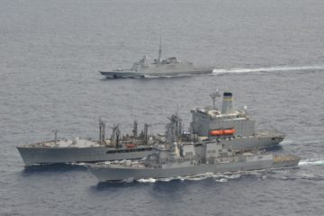 Two French Navy FREMM Frigates Won a U.S. Navy Award for ASW Excellence