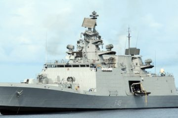GE Marine lands additional order for Indian Navy new P17A frigates