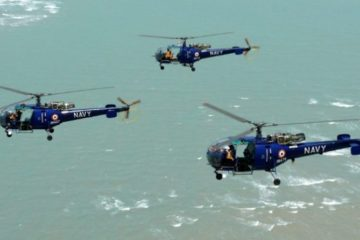 Indian Navy issues EOI for 111 Naval Utility Helicopters