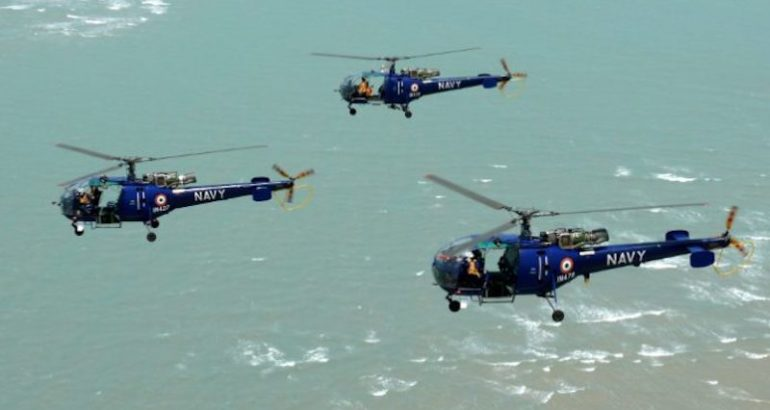 The Indian Ministry of Defence has issued Expression of Interest (s) for shortlisting of potential Indian Strategic Partners and foreign OEMs for the Procurement of 111 Naval Utility Helicopters (NUH) for the Indian Navy on 12 Feb 19.