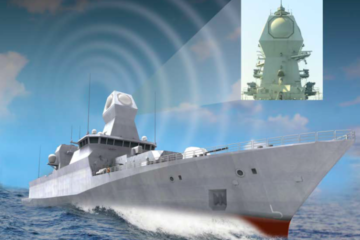 Israeli Navy orders ELTA MF-STAR radars for future Sa'ar 6 corvettes