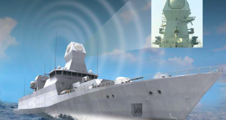 ELTA Systems, a subsidiary of Israel Aerospace Industries (IAI), was awarded a contract by the Systems Missiles and Space Group of IAI to supply to the Israeli Navy four ELM-2248 MF-STARs Multi-Function Digital Radars, based on the latest Active Electronically Scanned Array (AESA) technology.